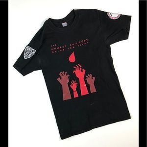 DO THE RIGHT THING SHIRT SMALL A WOMENS SPIKE LEE